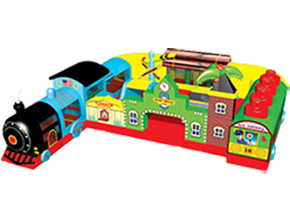 Fun Express Toddler Train (new) - $350