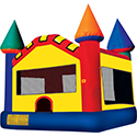 Inflatable Castle Rental - Fairfield, CT