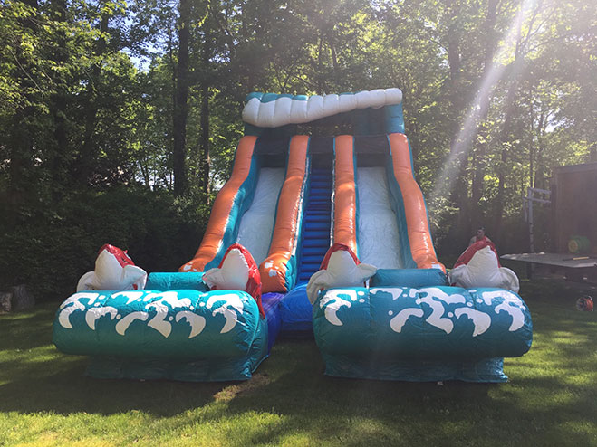 Blow Up Water Slide - NY & CT