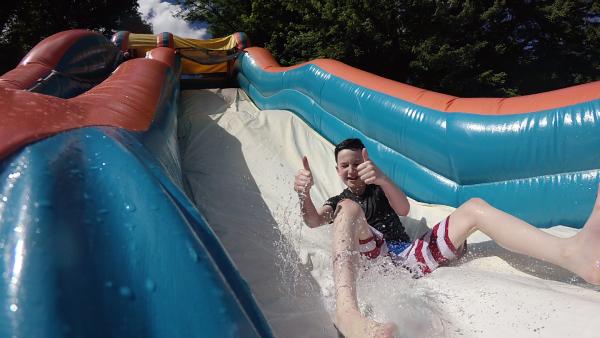 Blow Up Slide - CT & NY