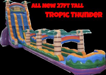 27ft Tropic Thunder (New 2020) - $899