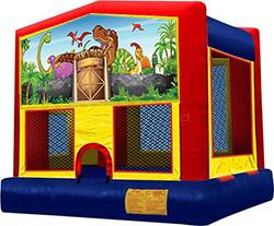 Dino Park Bounce House (New 2018) $210