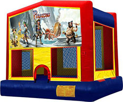 Pirate Bounce House (new 2018) - 210