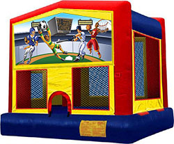 All Sports Bounce House (New 2018) - $210