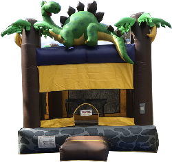 Dinosaur Bounce House - $210