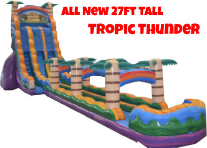27ft Tropic Thunder (New 2020) - $899
