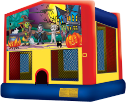 Happy Haunting Bounce House - $210